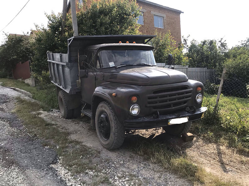 ЗИЛ 4502 1982 в Тернополе
