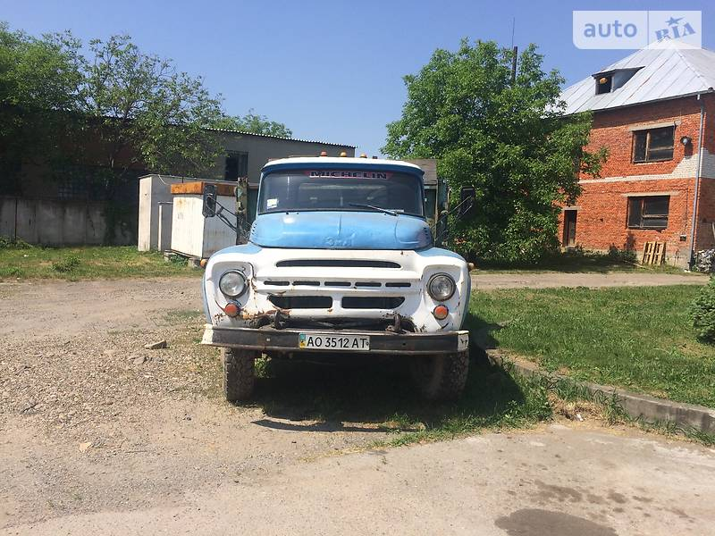 ЗИЛ ММЗ 554 1980 в Ужгороде