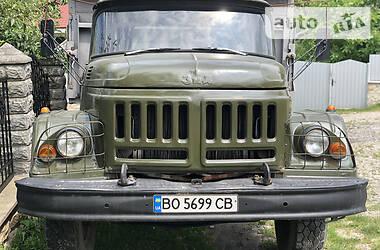 ЗИЛ ММЗ 554 1989 в Тернополе