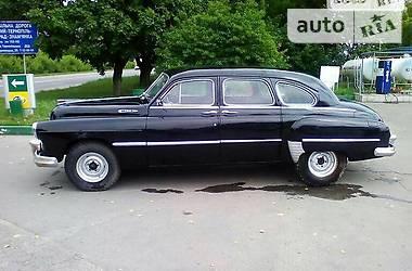 ЗИМ 12 1955 в Тернополі