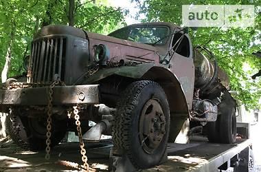 Цистерна ЗИС 164 1949 в Тернополе