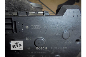 б/у Дросельные заслонки/датчики Skoda Octavia