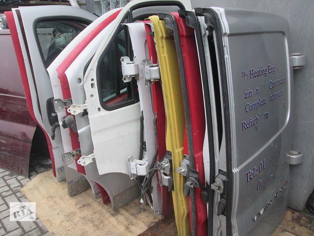 бу Дверь задняя правая левая Клапа Ляда Двери Двері на Renault Trafic Opel Vivaro Nissan Primastar Дверця Renault Trafic в Бориславе