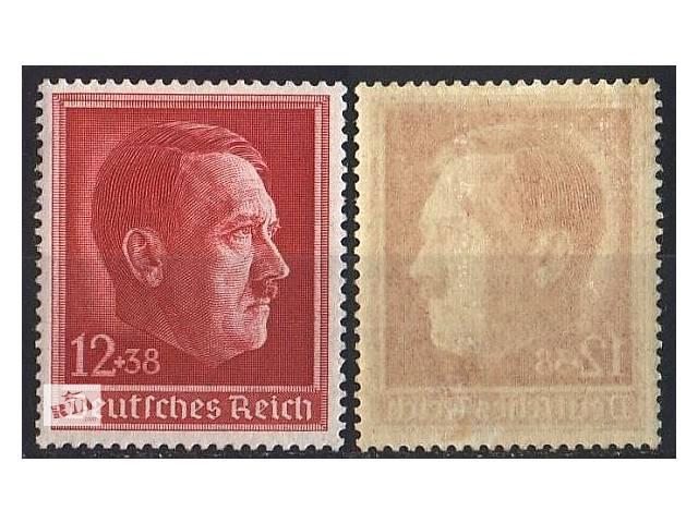 продам 1938 - Рейх - 49 летие Гитлера Mi.664 ** бу в Ровно