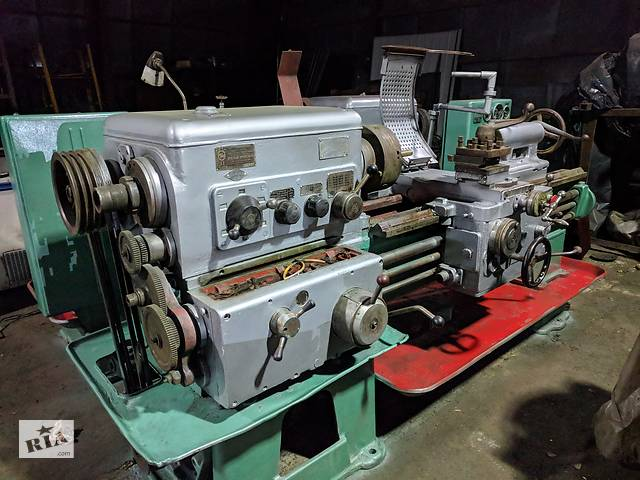 1К62 токарный станок- объявление о продаже  в Днепре (Днепропетровск)