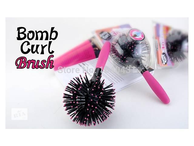бу 3D-расческа Bomb Curl Brush в Одессе