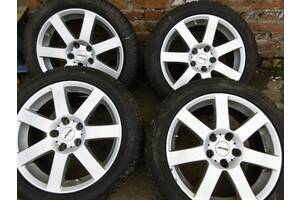 4 диски 7,5jx17 , et 37 , 5x120 BMW - Opel Insignia