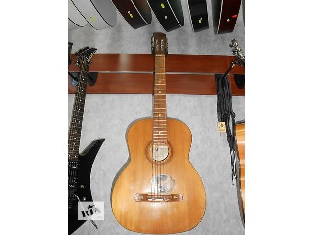 купить бу ( 1435 ) 6-ти струнная гитара с Крутым звучанием в Чернигове