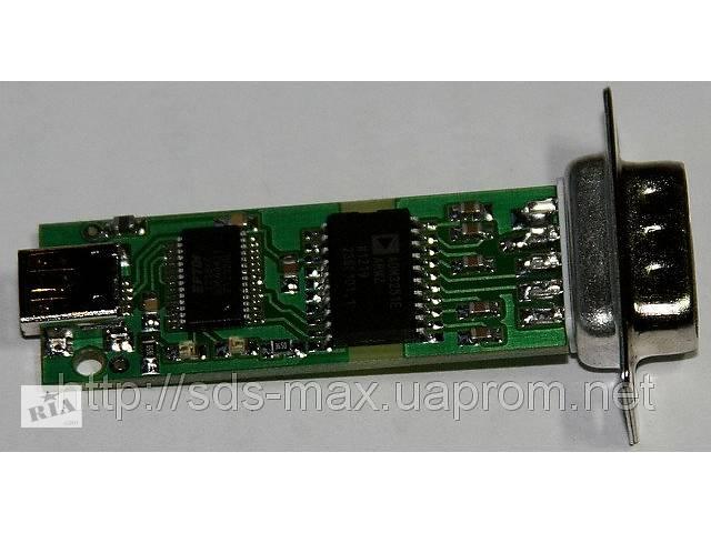продам Адаптер USB-COM с гальваноизоляцией бу  в Украине