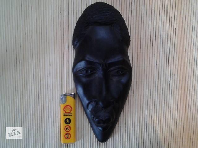 бу Африканские статуэтки Конго и Гвинеи Бисау из черного дерева в Киеве