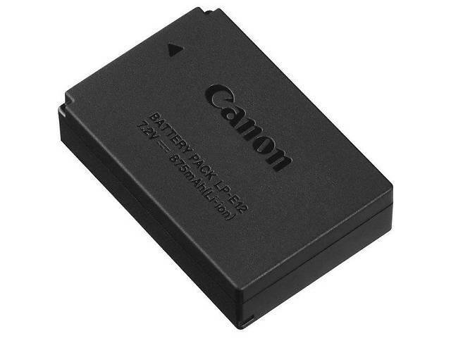 купить бу Аккумулятор Canon LP-E12 для EOS M50, M100 (6760B002) в Киеве