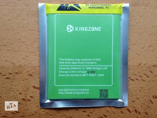 продам Аккумулятор Kingzone K1, kingzone K1 Turbo, Kingzone K1 PRO, 3200mAh бу в Киеве