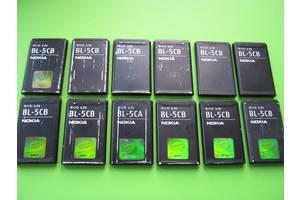 б/у Аккумуляторы для мобильных Nokia