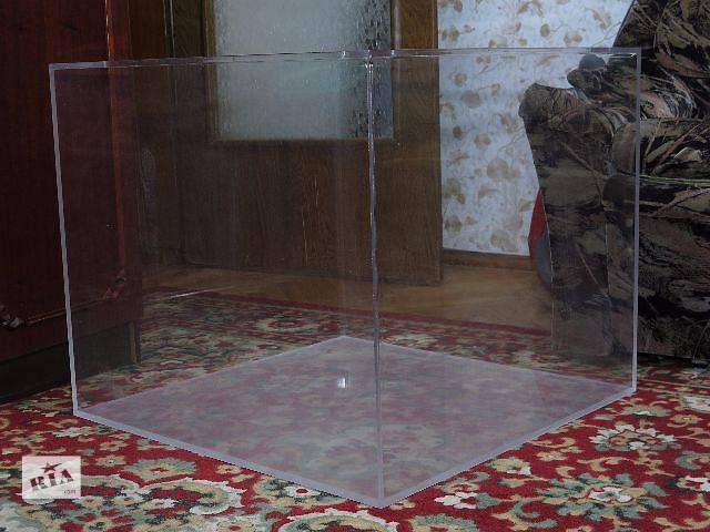 купить бу Акриловый аквариум в Киеве
