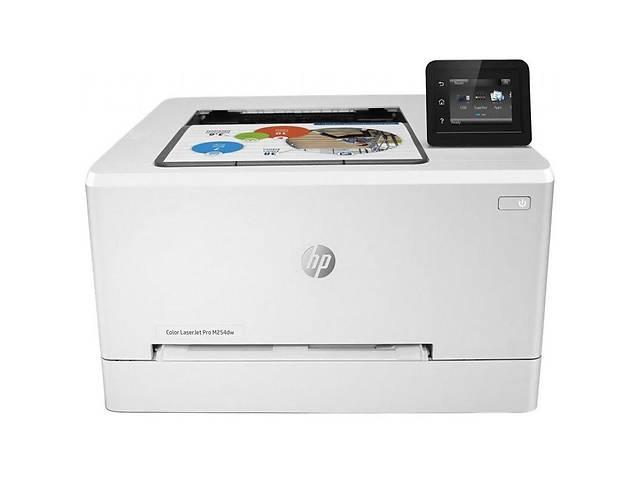 купить бу Принтер HP Color LJ Pro M254DW c Wi-Fi (T6B60A) в Киеве