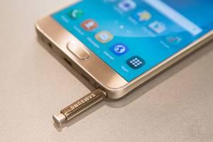 б/у Мобильные для девушек Samsung Samsung Galaxy Note 5
