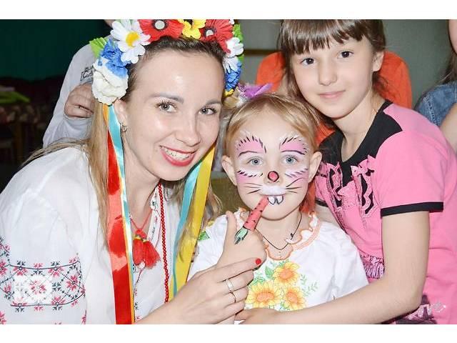 купить бу Аквагрим на детский праздник в Кировограде в Кропивницком (Кировоград)