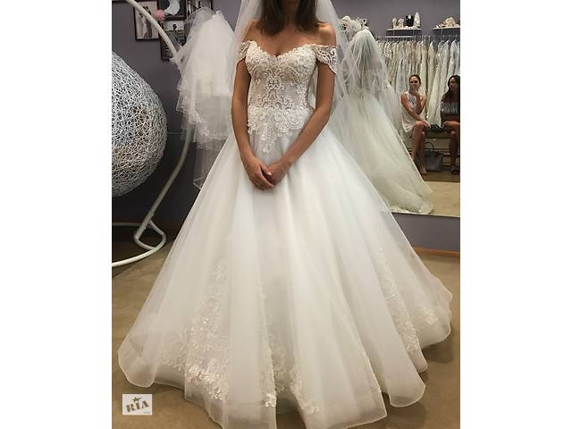 2c6c91d2547db0 Весільна сукня в ідеальному стані. Можливий торг - Весільні сукні в ...
