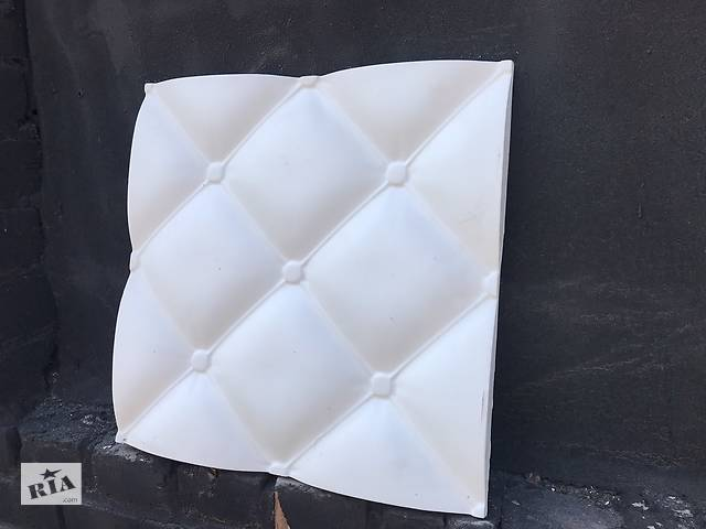 бу 3Д гипсовые панели  в Запорожье