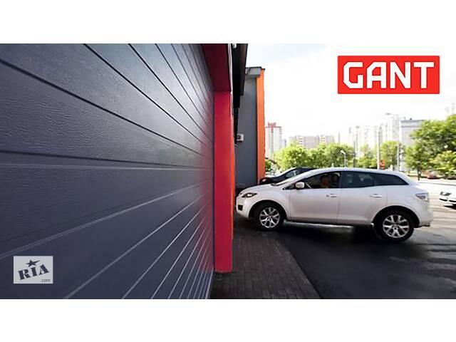 купить бу Акция! Гаражные ворота GANT (Чехия) 2030х1800! Мукачево в Ужгороде