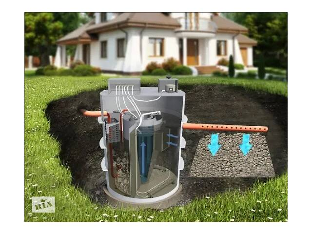 Биосептик или Автономная канализация