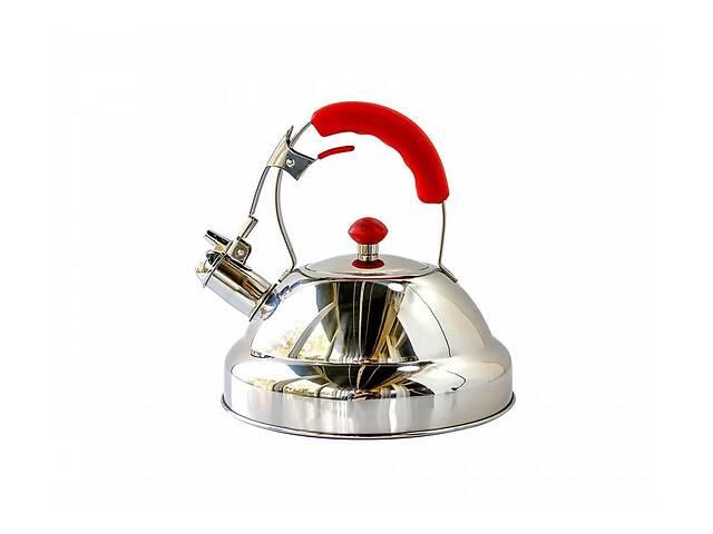купить бу Чайник для плиты Giakoma G 3308 3 л Серебристый в Харькове