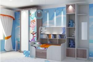 Детская комната, ДКМ 16
