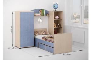 Детская комната ДКР 413