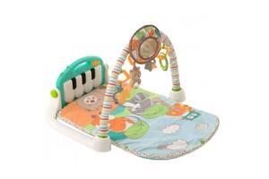 Детский коврик Baby Team музыкальный (8567)