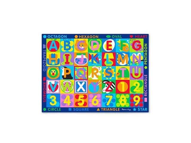 Детский коврик Melissa&Doug Английский алфавит (MD15193)- объявление о продаже  в Харькове