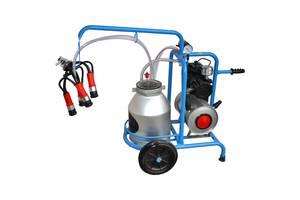Доильный аппарат для коров DO1-1T (бак 40 л.)
