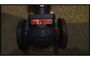 Двухходовой седельный клапан Danfoss VB 2