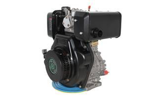 Двигатель дизельный GrunWelt GW186FВ шлицы (52-21071)