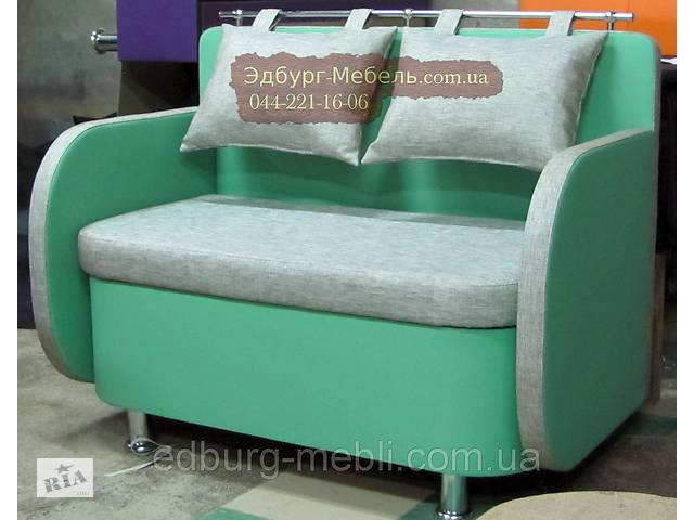 купить бу Диван для кухни с подлокотниками Комфорт 120х60см. Art. edbu-39712543 в Киеве