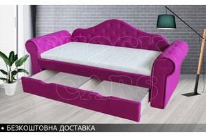 Диван ліжко Мелані 2250 * 860 (сп.мест 1700х800) на ламелях з ящиком безкоштовна доставка!