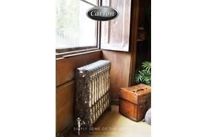 Дизайнерские радиаторы в ретро стиле Carron (Англия)