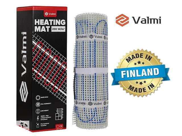 бу Електрична тепла підлога Valmi Mat 0,5м² /100Ват/200Вт/м² нагрівальний мат під плитку в Києві