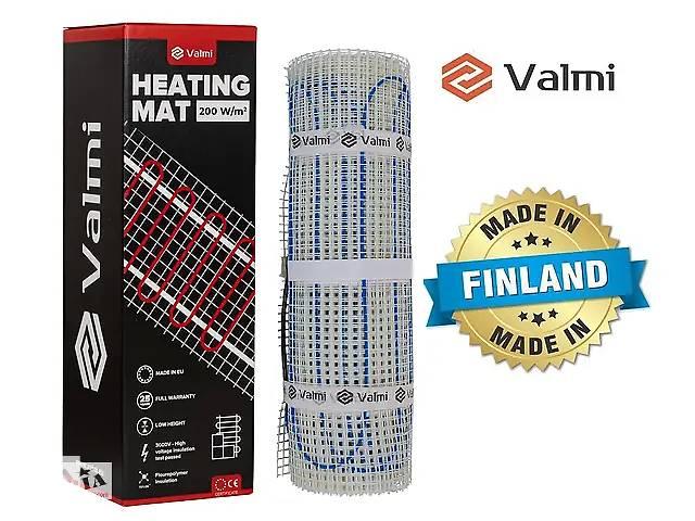 Електрична тепла підлога Valmi Mat 1,5м² /300Ват/200Вт/м² нагрівальний мат під плитку- объявление о продаже  в Києві