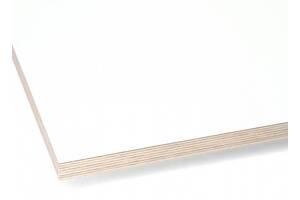 Фанера біла водостійка HPL\PPL (Рига) 1250х2500х18 гл\гл склад