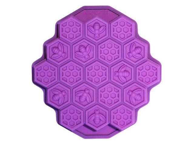 продам Форма силиконовая Hauser Пчелиные соты, противень 24х23см (HH-632_psg) бу в Киеве