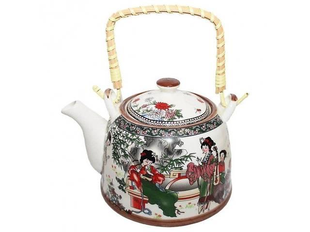 Керамический заварочный чайник для заваривания чая Edenberg заварник керамический- объявление о продаже  в Харькове