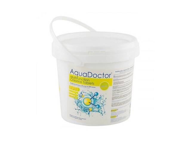 продам Хлор для бассейна AquaDoctor MC-T 5 кг (ps0101007) бу в Киеве