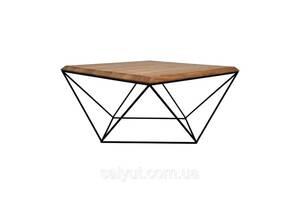 Кофейный Журнальный столик в стиле LOFT (NS-970000618)
