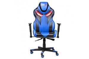 Компьютерное кресло для геймера Cyber EX BLUE