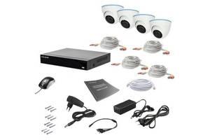 Комплект видеонаблюдения Tecsar AHD 4IN 2MEGA (8794)