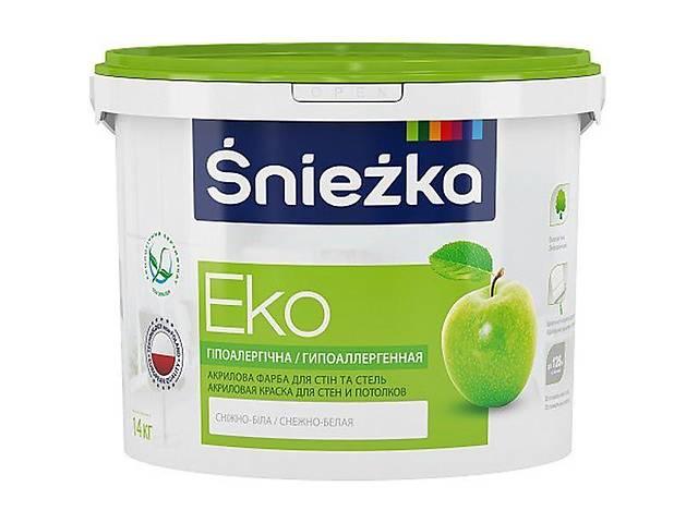 Краска Sniezka Eko 10 л- объявление о продаже  в Одессе