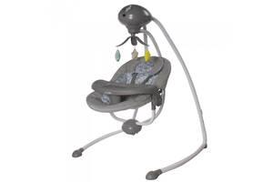 Кресло-качалка CARRELLO Fantazia CRL-7503 Lovely Grey