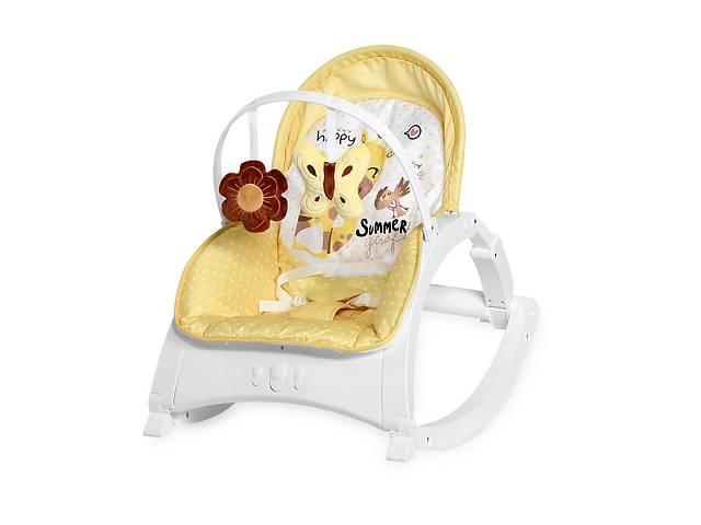 купить бу Кресло-качалка Lorelli Enjoy Желтый в Одессе