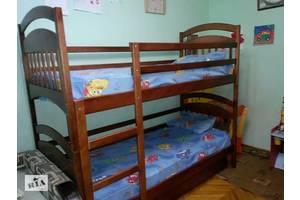 Кровать Иринка с ящиками и матрасами