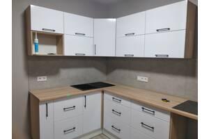 Кухня с замеры, проектом, доставкой и сборкой